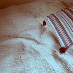 11. Where you sleep