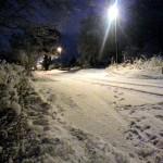 vardagsbildeSkotta snö!