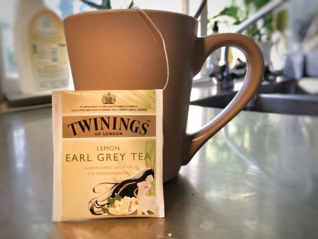 En kopp te!